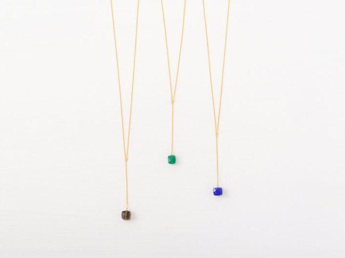 画像1:  【Cube】ネックレス