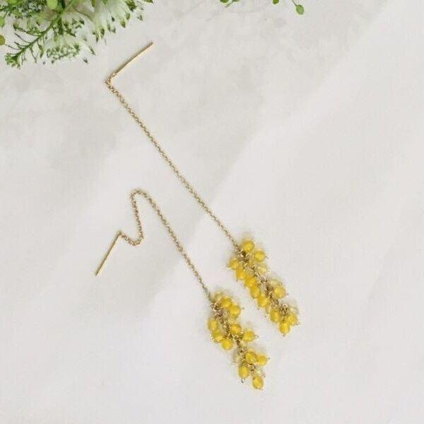 画像2: 【mimosa - ミモザ 】 アメリカンピアス・イヤリング