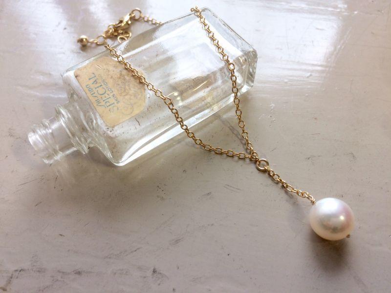 【Medi Pearl】ミディ ブレスレット [1645B-01]